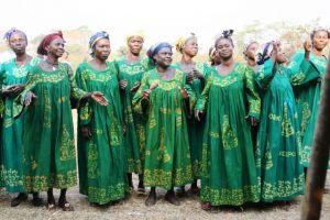 vrouwen van adefka